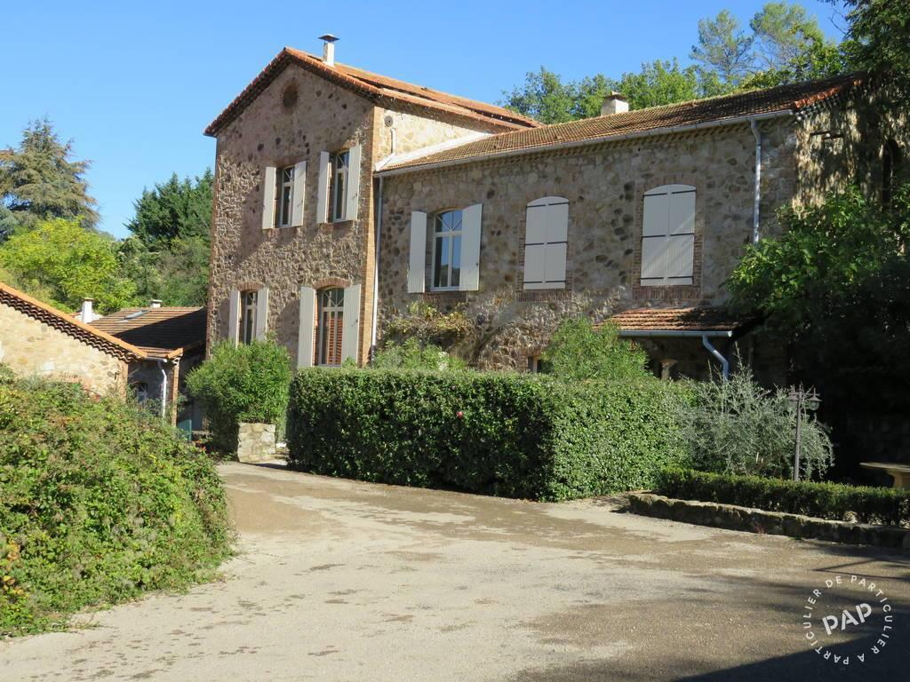 Vente Maison Molieres-Sur-Ceze (30410)