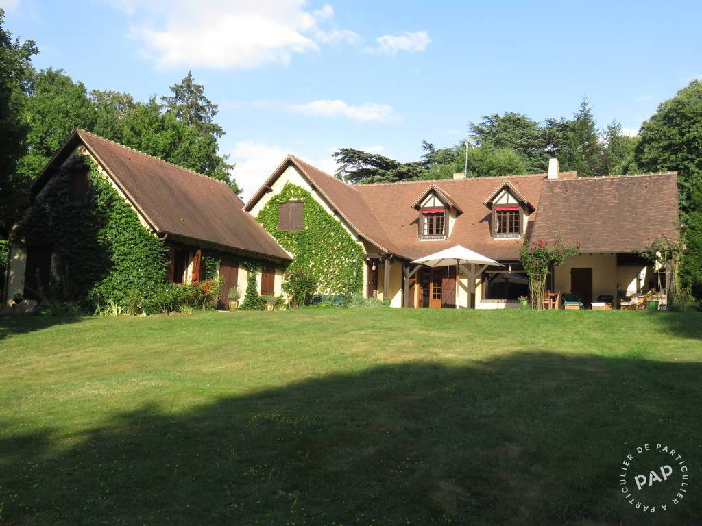Vente Maison 10 Mn De Houdan 330m² 499.000€