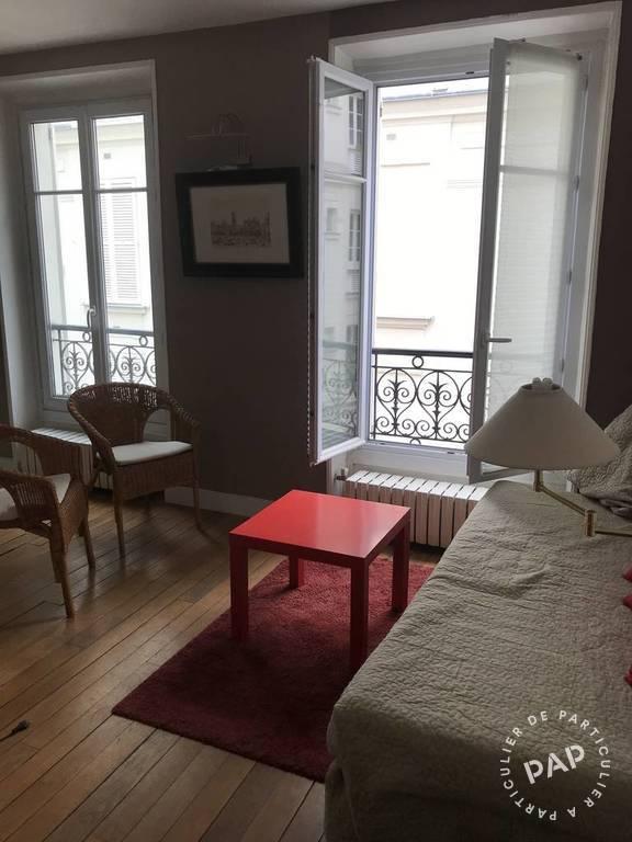 Location Appartement Paris 16E 39m² 1.555€