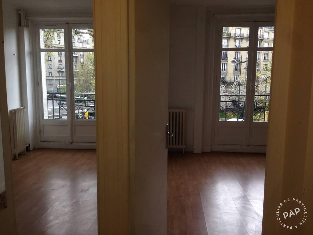Location Appartement Paris 17E 37m² 1.380€