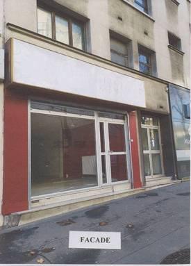 Local commercial Paris 20E - 100m² - 2.500€