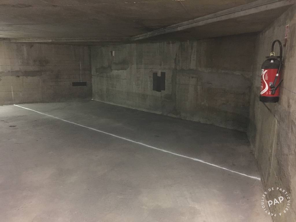 Location garage parking paris 13e 90 e de particulier particulier pap - Location garage paris 15 ...