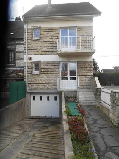Location maison 90m� Saint-Etienne-Du-Rouvray (76800) - 920€