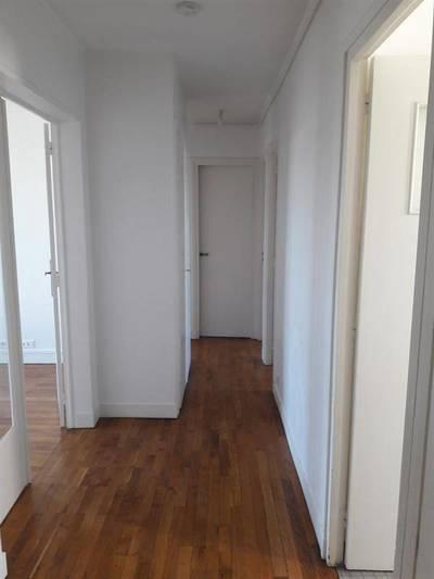 Location appartement 4pièces 67m² Courbevoie (92400) - 1.540€