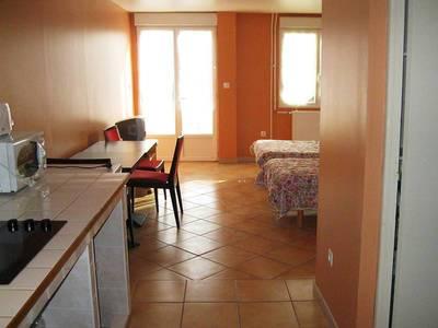 Location meublée studio 23m² Proche Nogent-Sur-Seine - 400€