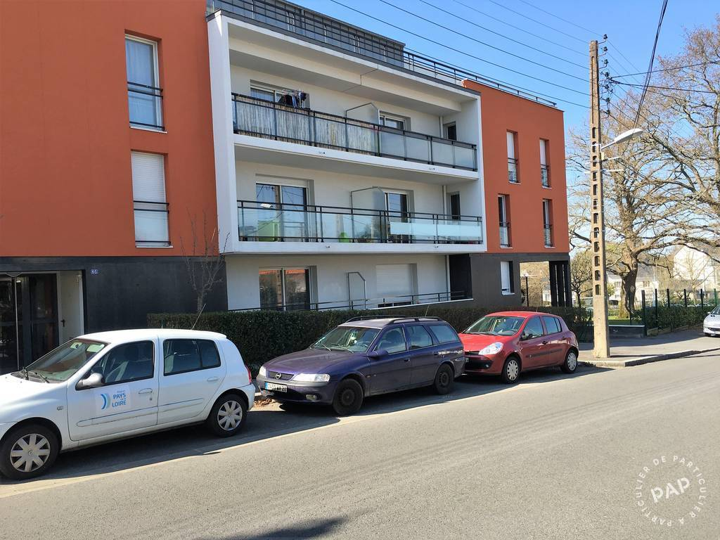 location appartement 2 pi ces 42 m nantes 44 42 m 560 e de particulier particulier pap. Black Bedroom Furniture Sets. Home Design Ideas