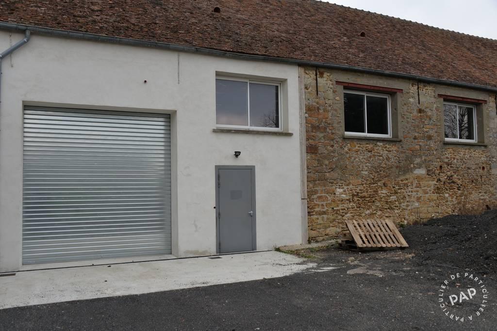 Local d 39 activit terrain soignolles en brie 77111 168 for Louer garage mecanique