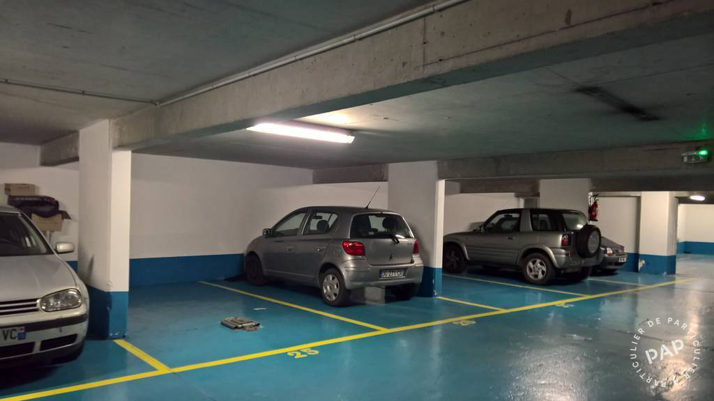 Location garage parking paris 5e 180 e de particulier for Location garage 14