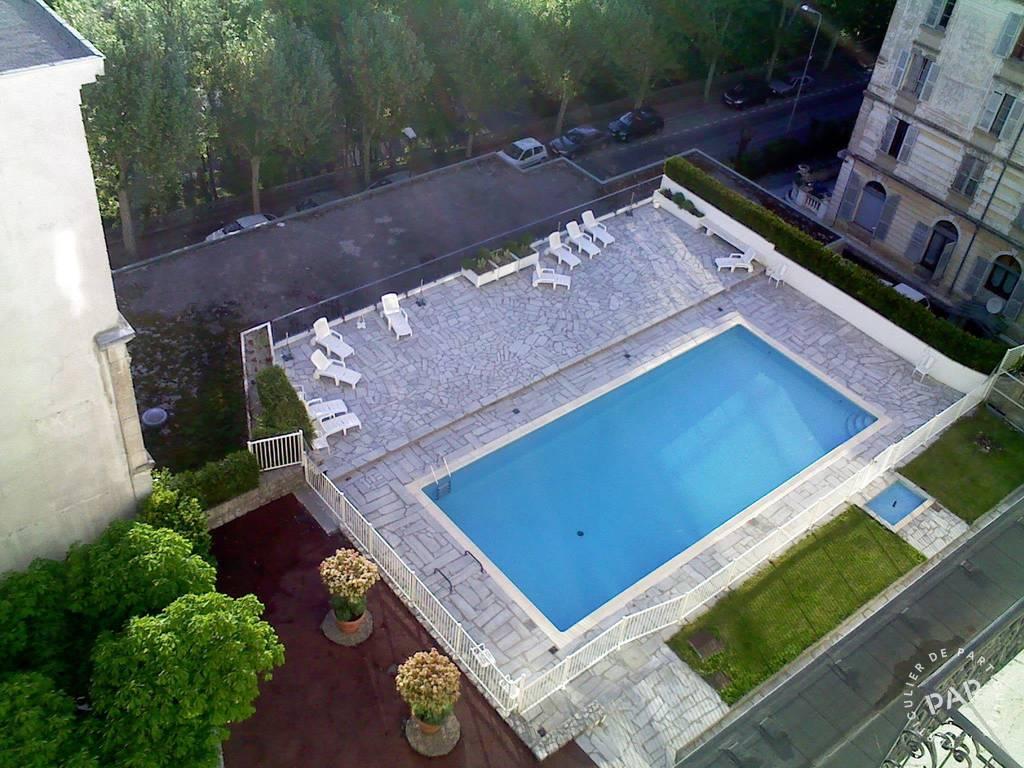 Location appartement studio Aix-les-Bains (73100)