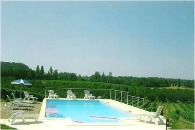 Location maison 150m� Loubes-Bernac (47120) - 880€