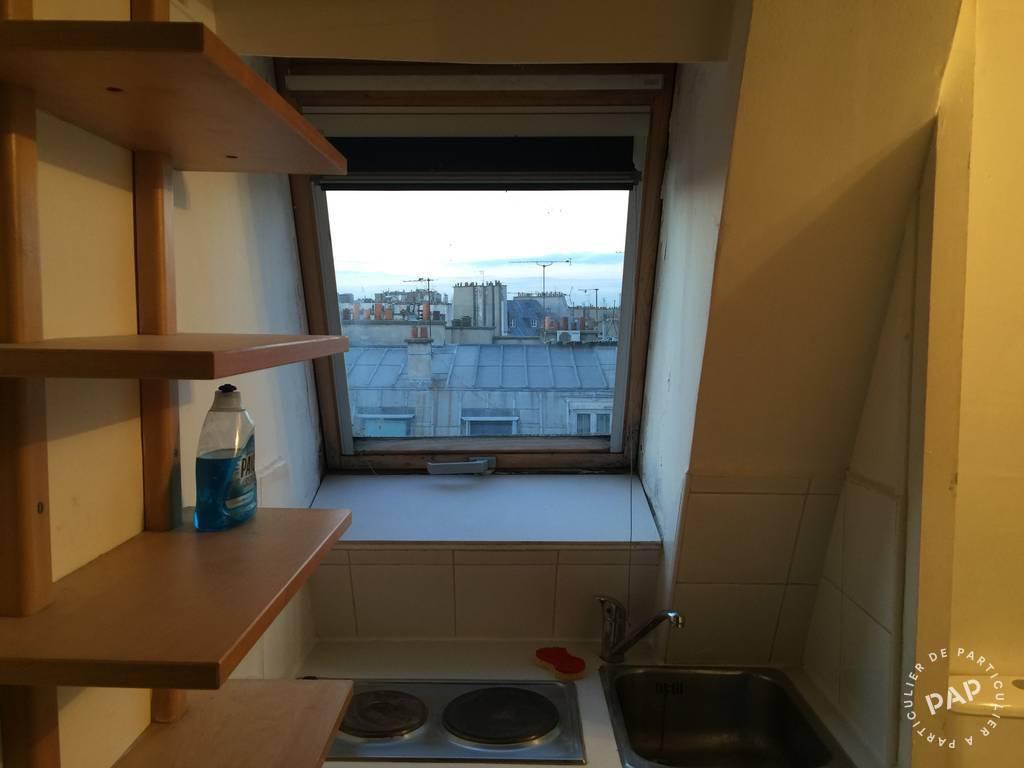 location meubl e studio 12 m paris 6e 12 m 680 e de particulier particulier pap. Black Bedroom Furniture Sets. Home Design Ideas