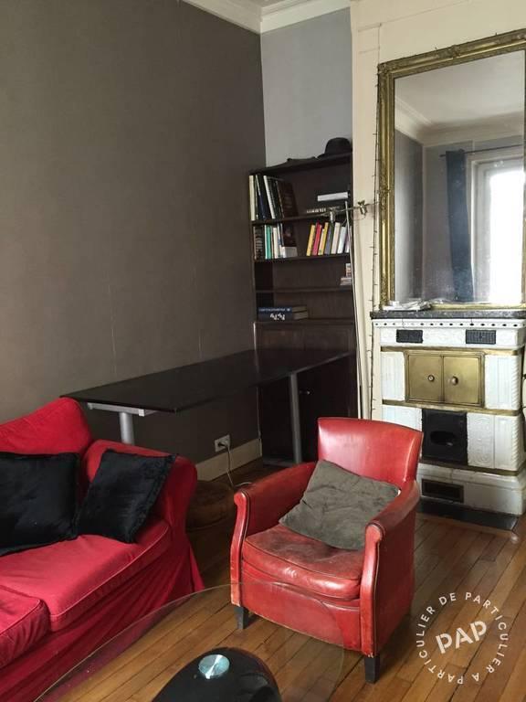 Location appartement 2 pi ces paris 9e appartement 2 pi ces louer paris - Seche linge appartement ...