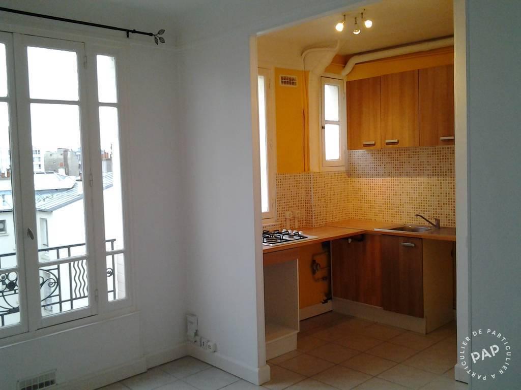 location studio 21 m paris 11e 21 m 760 e de particulier particulier pap. Black Bedroom Furniture Sets. Home Design Ideas