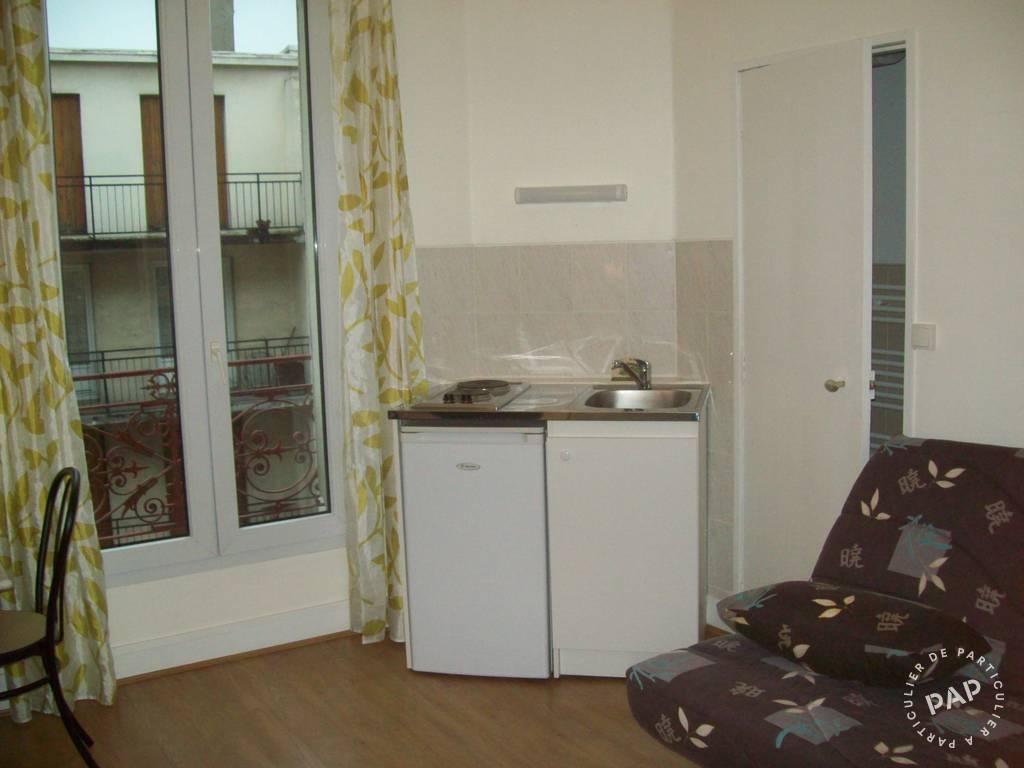 Location appartement studio Asnières-sur-Seine (92600)