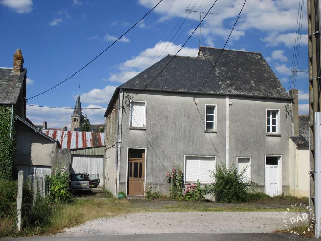 Vente Maison Pre-En-Pail (53140) 180m² 38.000€