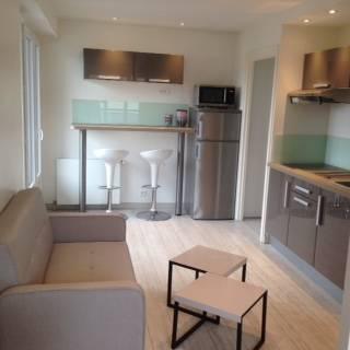 Location meubl�e appartement 2pi�ces 28m� Maisons-Alfort (94700) - 795€