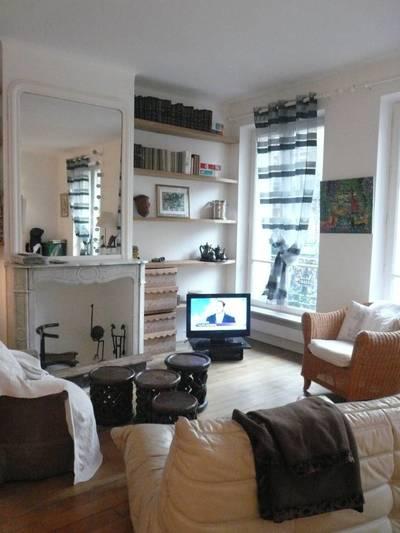 Location meubl�e appartement 2pi�ces 50m� Paris 5E - 1.600€