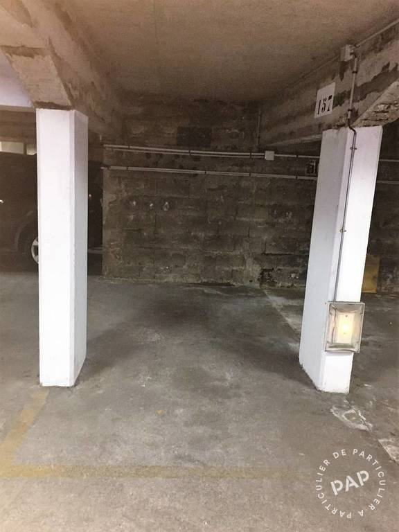 Location garage parking paris 13e 25 e de particulier particulier pap - Location garage paris 15 ...
