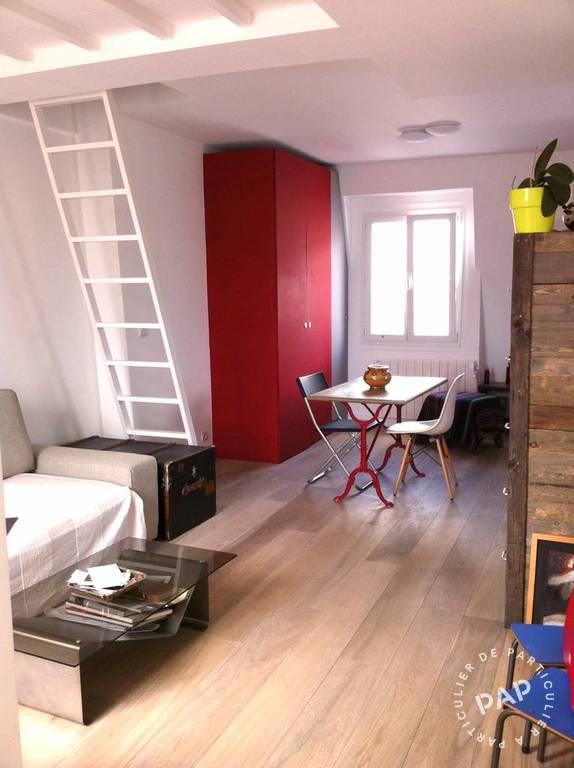 location meubl e appartement 2 pi ces 42 m paris 11e 42 m e de particulier. Black Bedroom Furniture Sets. Home Design Ideas