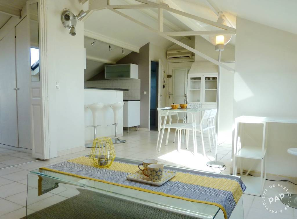 Location meubl e loft atelier 60 m aix en provence 13 for Location atelier loft