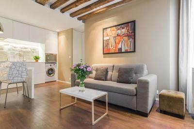 Location meublée appartement 2pièces 38m² Paris 2E - 1.890€