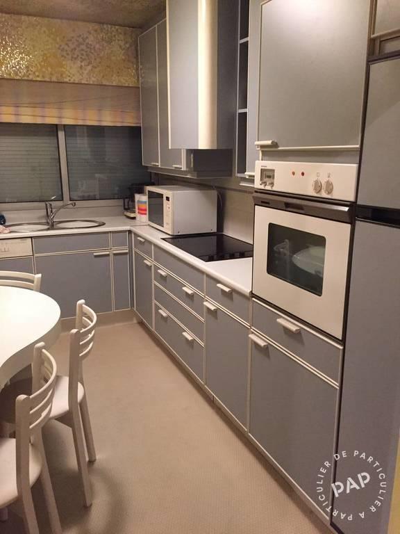 location meubl e appartement 3 pi ces 70 m paris 16e 70 m e de particulier. Black Bedroom Furniture Sets. Home Design Ideas
