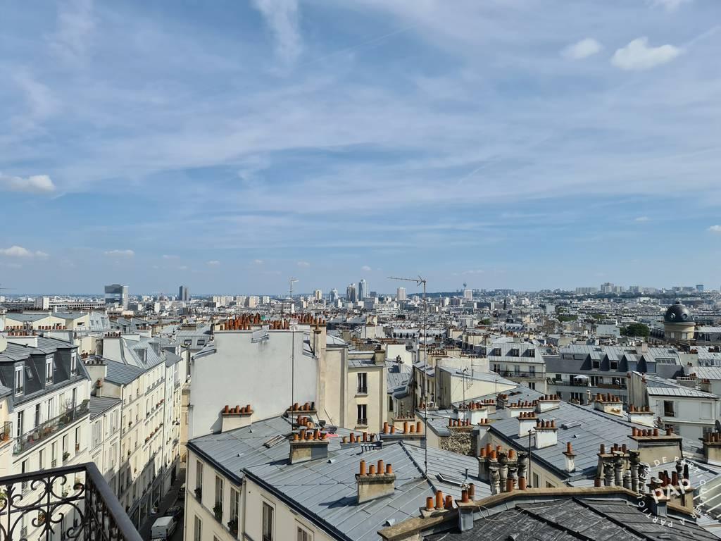 Location immobilier 2.350€ Paris 18E