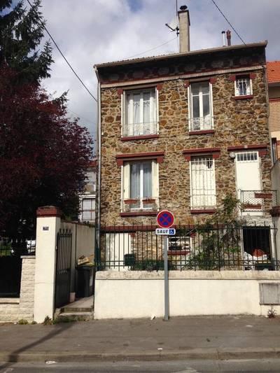Vente maison 90m² Pierrefitte-Sur-Seine (93380) - 330.000€