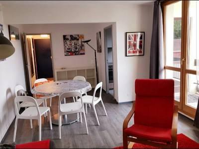 Location meubl�e appartement 3pi�ces 70m� Lille (59) - 1.150€