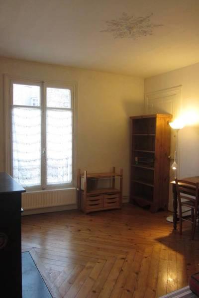 Location meubl�e appartement 2pi�ces 16m� Rouen (76) - 390€