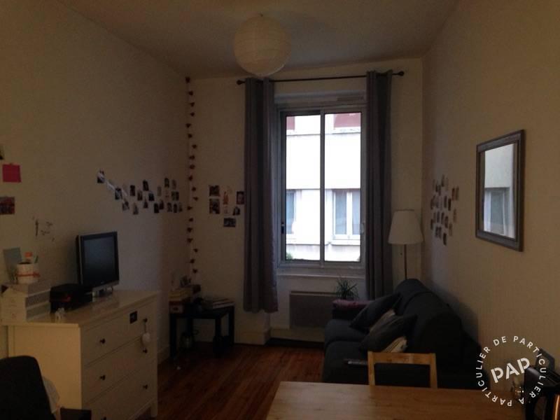 Location studio 25 m lyon 7e 25 m 520 e de - Location studio meuble lyon particulier ...