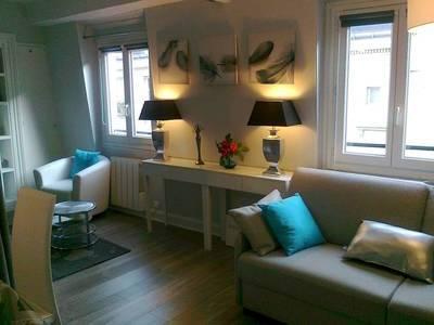 Location meubl�e appartement 2pi�ces 32m� Paris 1Er - 1.540€