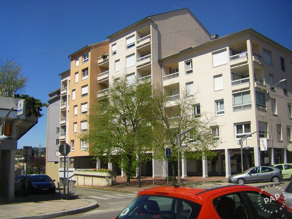 Location appartement 4 pièces Firminy (42700)