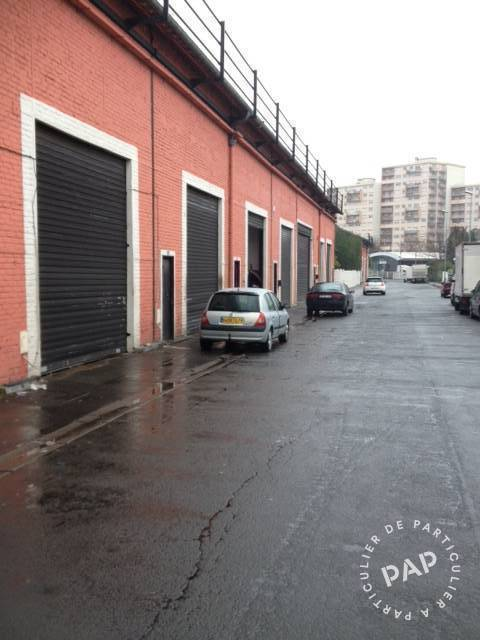 Vente Local d'activité Noisy-Le-Sec (93130) 300m² 580.000€