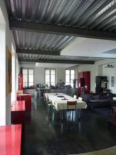 Location meubl�e appartement 4pi�ces 140m� Villeurbanne (69100) - 1.950€