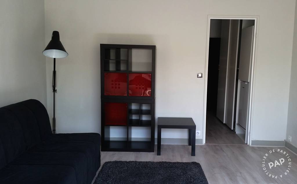 location studio 30 m paris 19e 30 m 850 e de particulier particulier pap. Black Bedroom Furniture Sets. Home Design Ideas