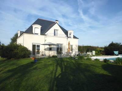 Vente maison 230m² Saint-Leger-Des-Bois (49170) - 469.000€