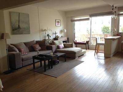 Location meubl�e appartement 3pi�ces 86m� Paris 8E - 3.150€