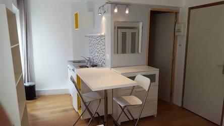 Location studio 19m² Bures-Sur-Yvette (91440) - 595€