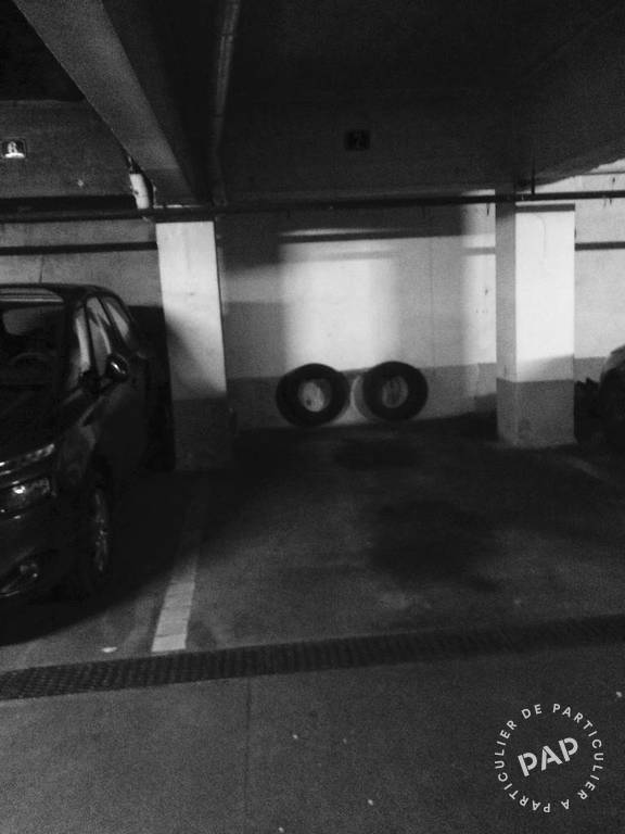 Location garage parking paris 16e 200 e de for Location garage 14