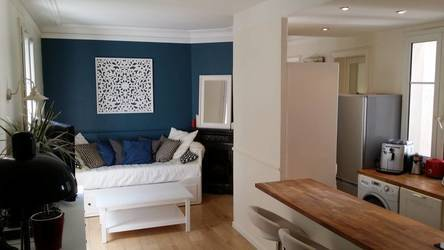 Location meubl�e appartement 3pi�ces 57m� Courbevoie (92400) - 1.670€