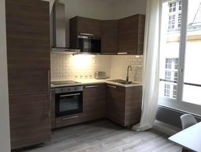 Location meubl�e appartement 2pi�ces 32m� Paris 3E - 1.500€