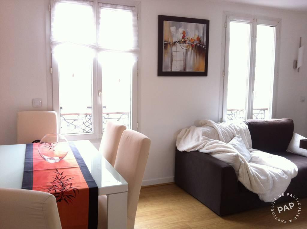 Location meubl e appartement 2 pi ces 50 m levallois for Bineau mural levallois perret