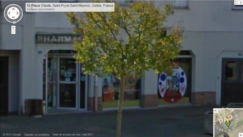 Immobilier Saint-Pryve-Saint-Mesmin (45750) 170.000€ 120m²