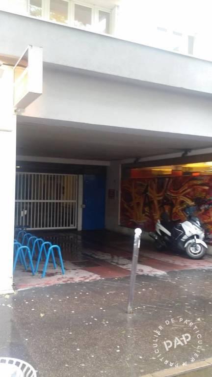 location garage parking paris 14e 115 e de particulier particulier pap. Black Bedroom Furniture Sets. Home Design Ideas