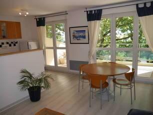 Location meublée appartement 2pièces 59m² Bron (69500) - 890€
