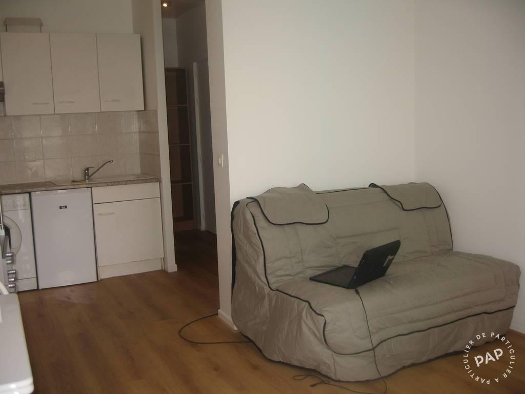 Location Appartement Saint-Ouen (93400) 25m² 660€