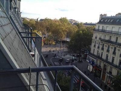 Location meubl�e appartement 2pi�ces 26m� Paris 20E - 1.000€