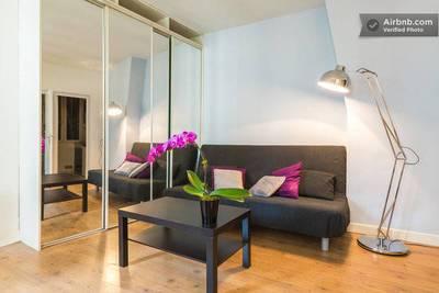 Location studio 24m² Paris 4E - 940€