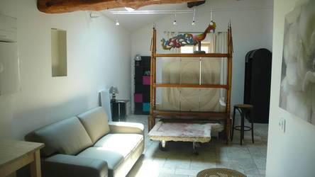 Location meublée studio 36m² Lyon 9E - 650€